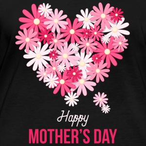 Cute mother's day gift - mother's day - Women's Organic Longsleeve