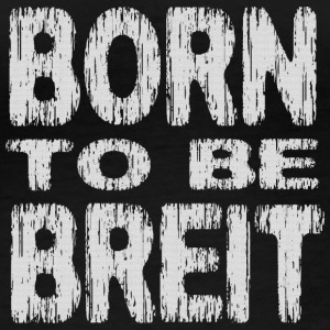 Born To Be Bred - Langærmet øko-dame-T-shirt