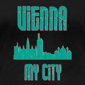 Vienna MY CITY - T-shirt manches longues bio Femme