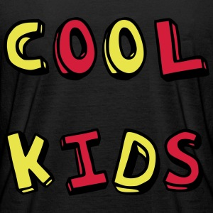 Cool Kids 3D painted - Women's Organic Longsleeve