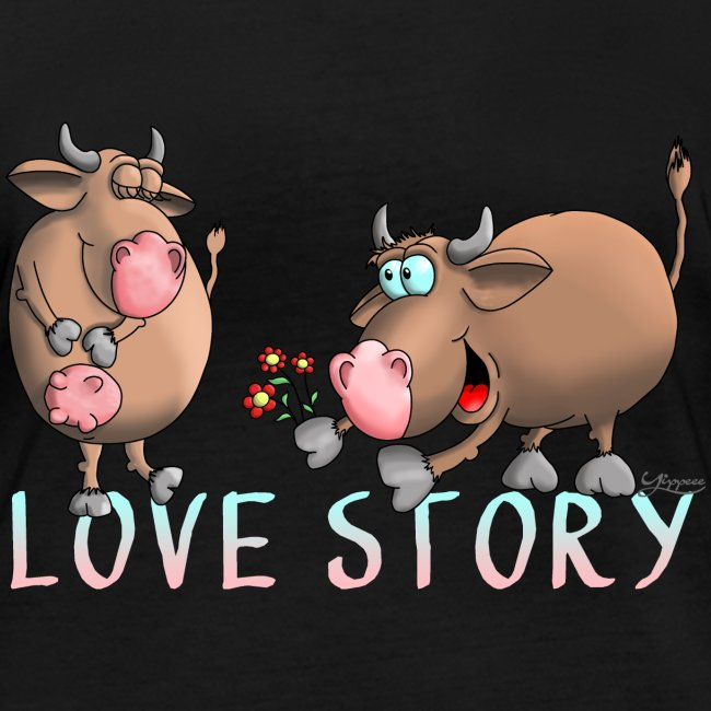 love story - I love you