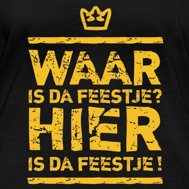 Belgian Feestje