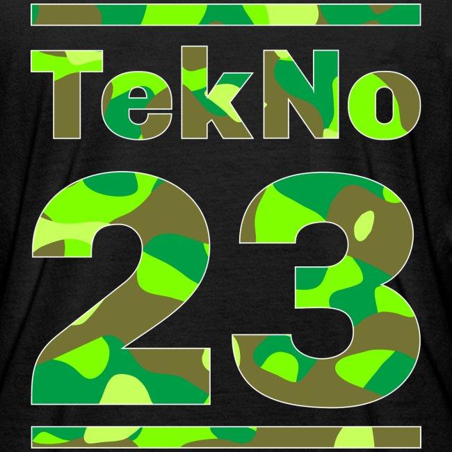 TEKNO 23 camouflage