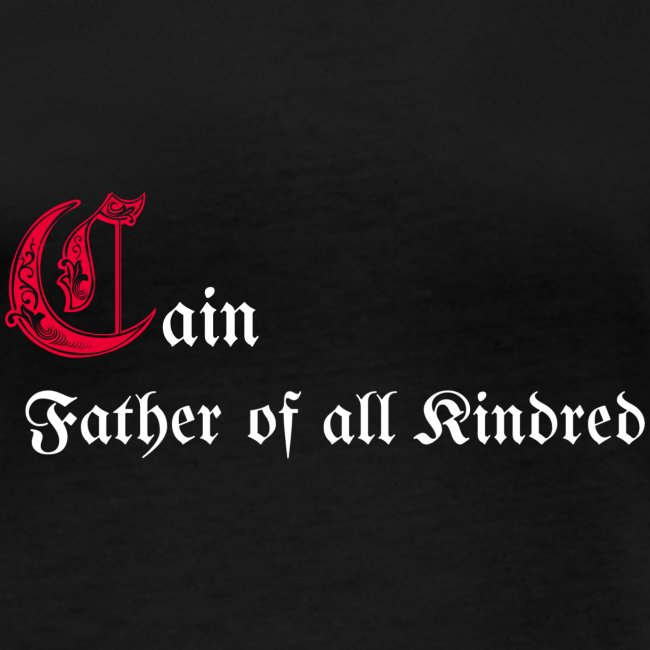 Cain father