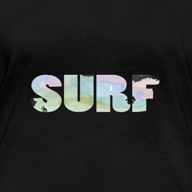 Surf summer beach T-shirt