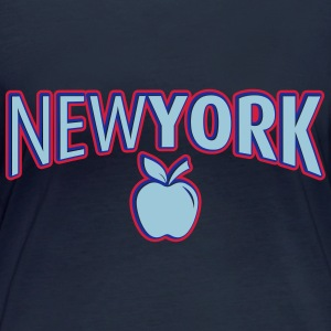 New York 2 - T-shirt manches longues bio Femme