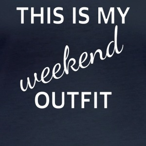 Outfit weekend - Women's Organic Longsleeve