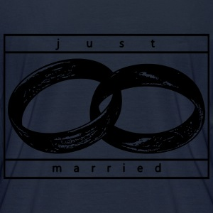 Just Married - T-shirt manches longues bio Femme