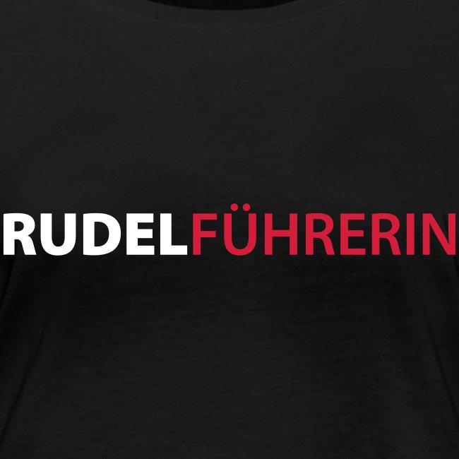 Vorschau: Rudelführerin - Frauen Bio-Langarmshirt von Stanley & Stella