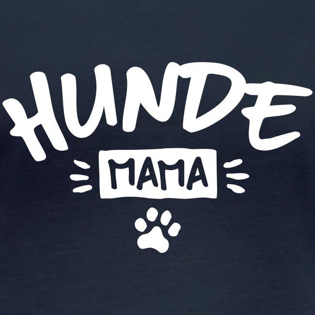 Vorschau: Hunde Mama - Frauen Bio-Langarmshirt von Stanley & Stella