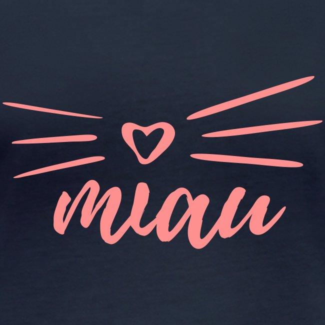 Vorschau: miau - Frauen Bio-Langarmshirt von Stanley & Stella