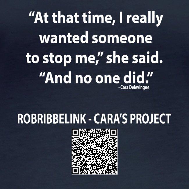 Caras Project fan shirt
