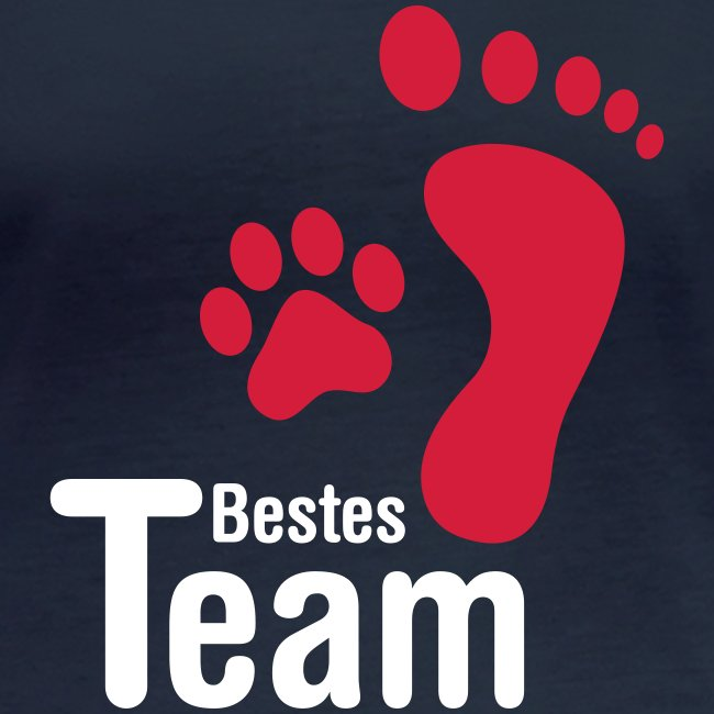 Vorschau: Bestes TEAM - Frauen Bio-Langarmshirt von Stanley & Stella
