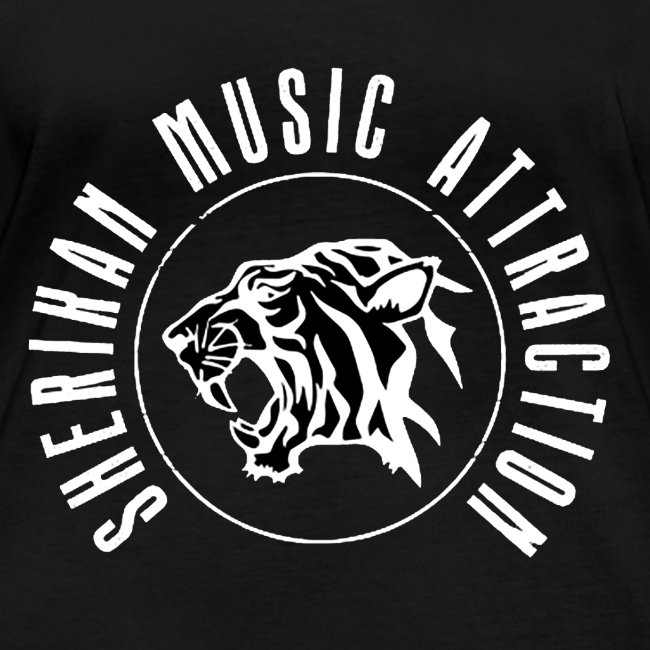The Sherikan Music Attraction logo