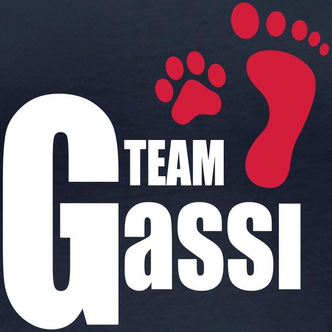 Vorschau: Team Gassi - Frauen Bio-Langarmshirt von Stanley & Stella