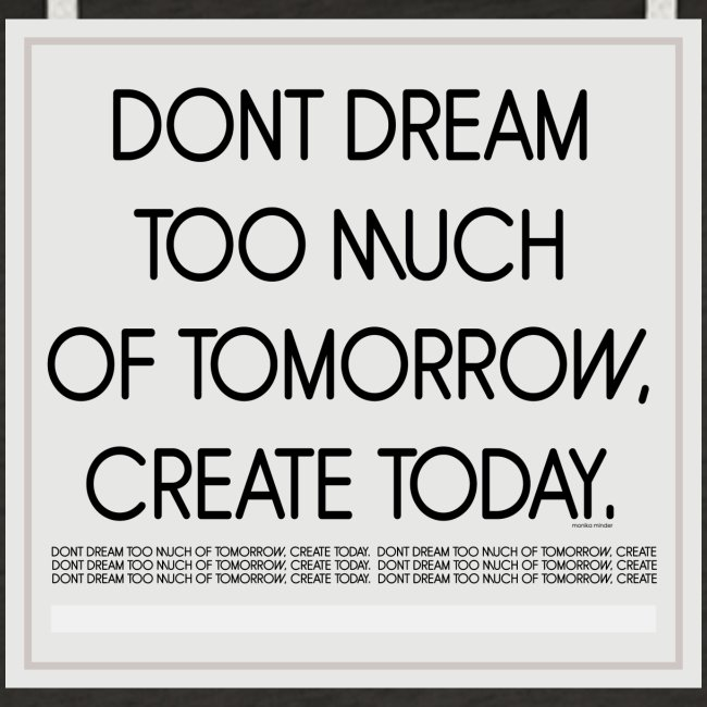 DONT DREAM