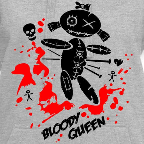 BLOODY QUEEN / 2 farbig