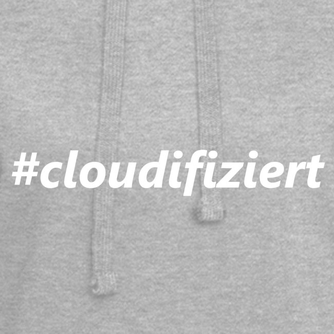 #Cloudifiziert white
