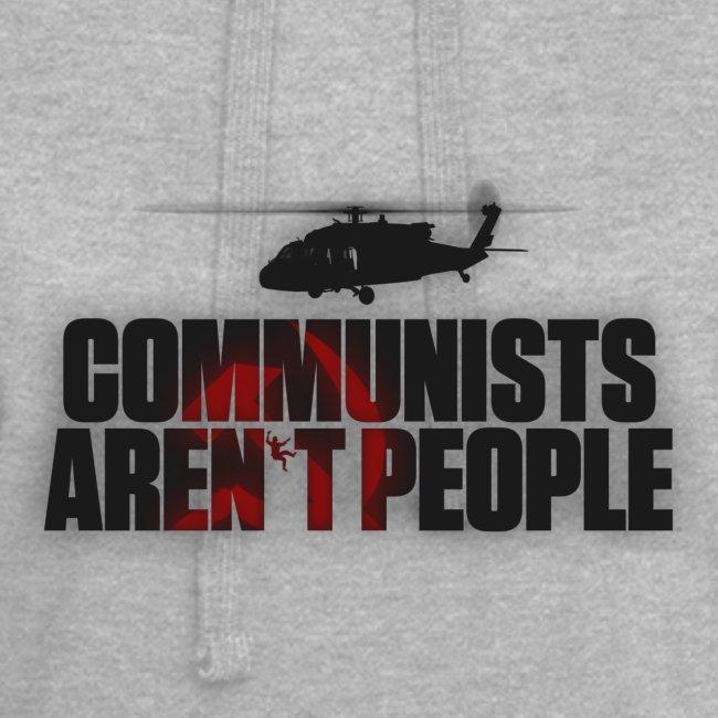 Communists aren't People (No uzalu logo)