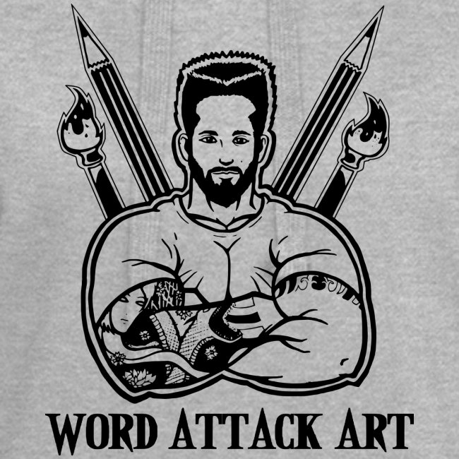 Word Attack Art