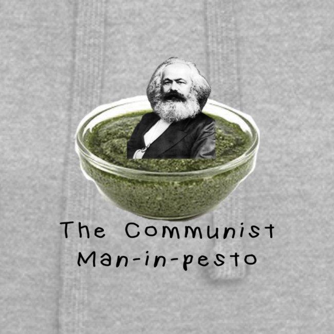 Man-in-pesto