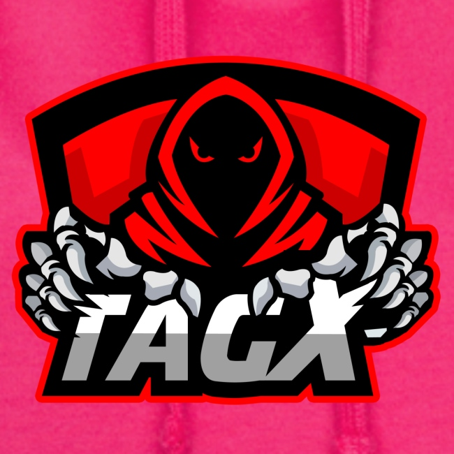 TagX Logo with red borders