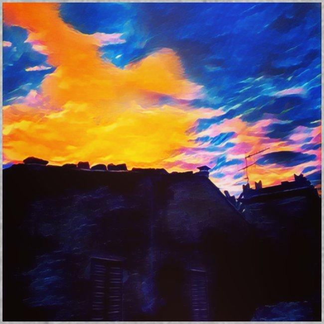 Artistic Sunset