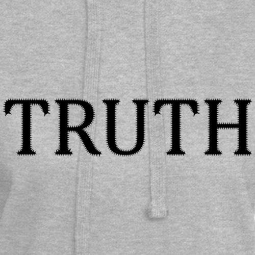 Truth Hurts - Hoodie-kjole