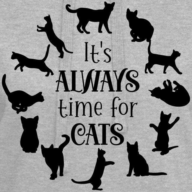 Its always time for cats