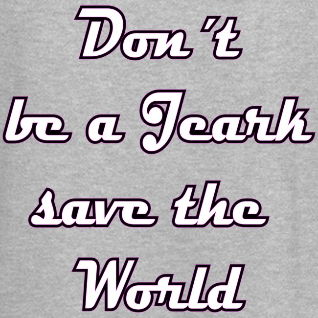 Save the World Jeark