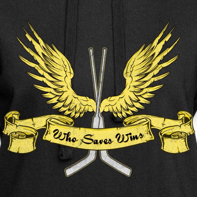 Who Saves Wins, Hockey Goalie