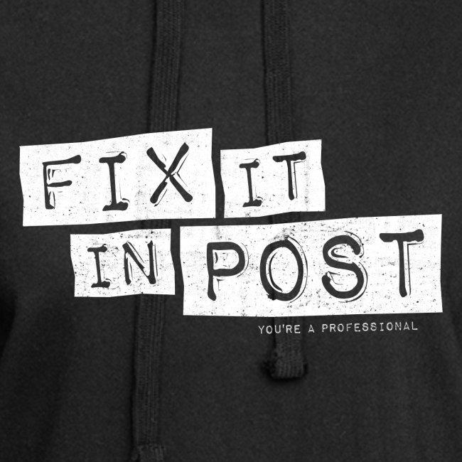 fix it in post – lustige Geschenkidee