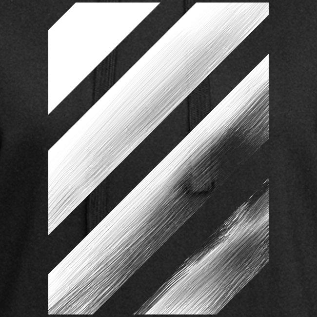 Stripes Diagonal White