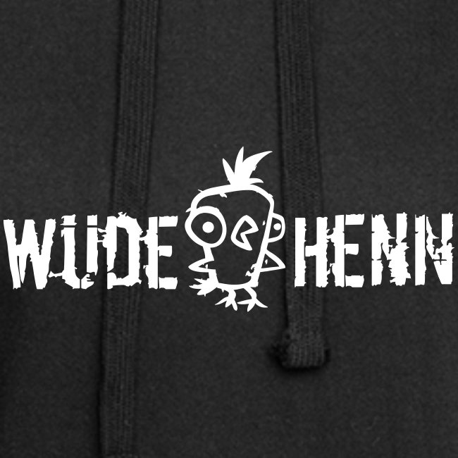 Vorschau: Wüde Henn - Hoodie-Kleid