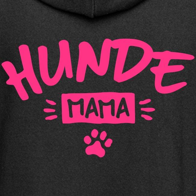Vorschau: Hunde Mama - Hoodie-Kleid