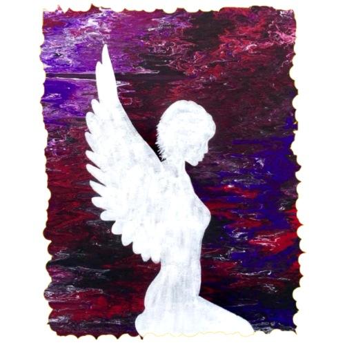 Angel of Dream - Hoodie-Kleid