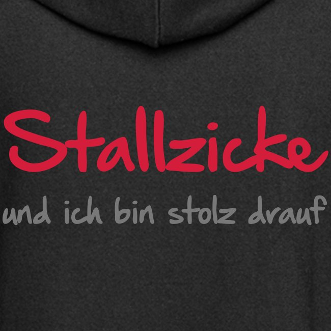 Vorschau: Stallzicke - Hoodie-Kleid