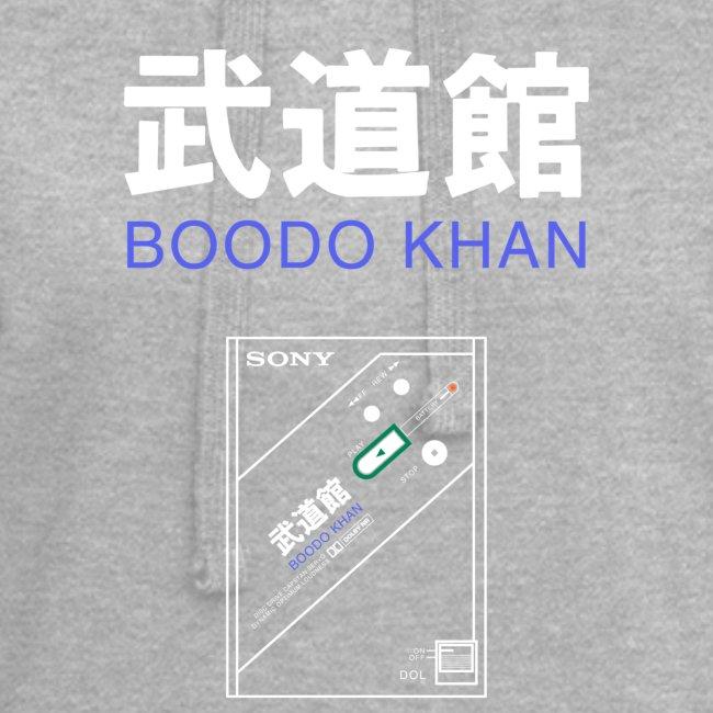 SONY Boodo Khan walkman, the legendary