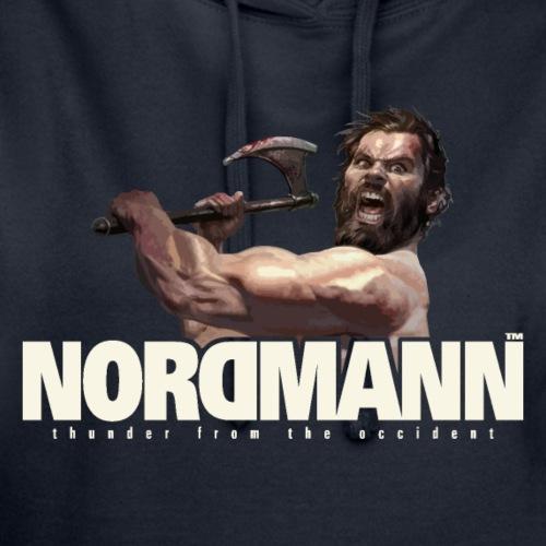 Nordmann 2 - Hoodie-Kleid