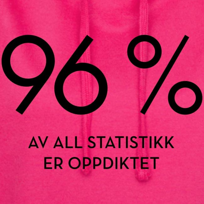 Statistikk-sprøyt (fra Det norske plagg)