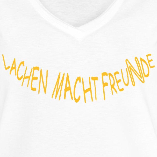 LACHEN MACHT FREU(N)DE