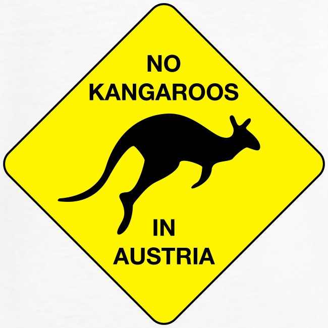 No Kangaroos in Austria