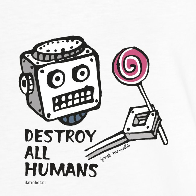Dat Robot: Destroy Series Candy Light