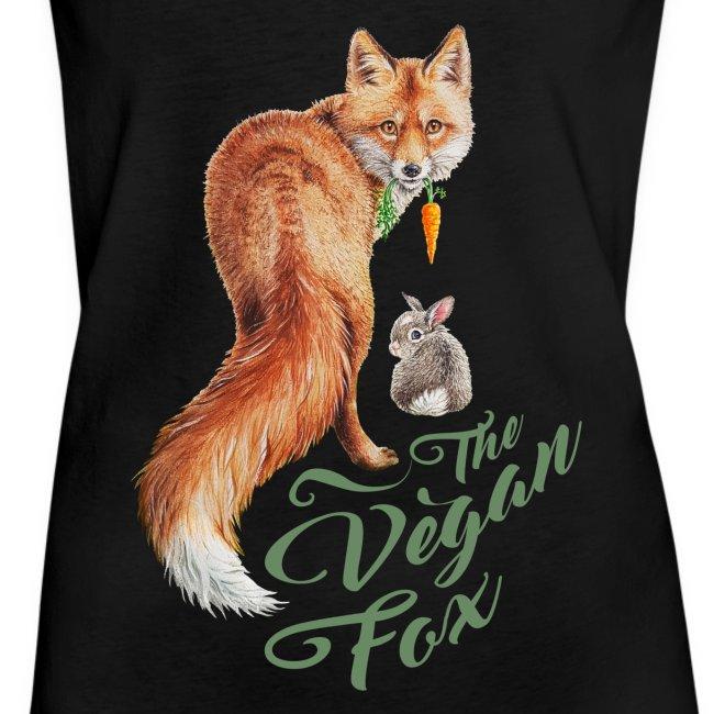 The Vegan Fox door Maria Tiqwah