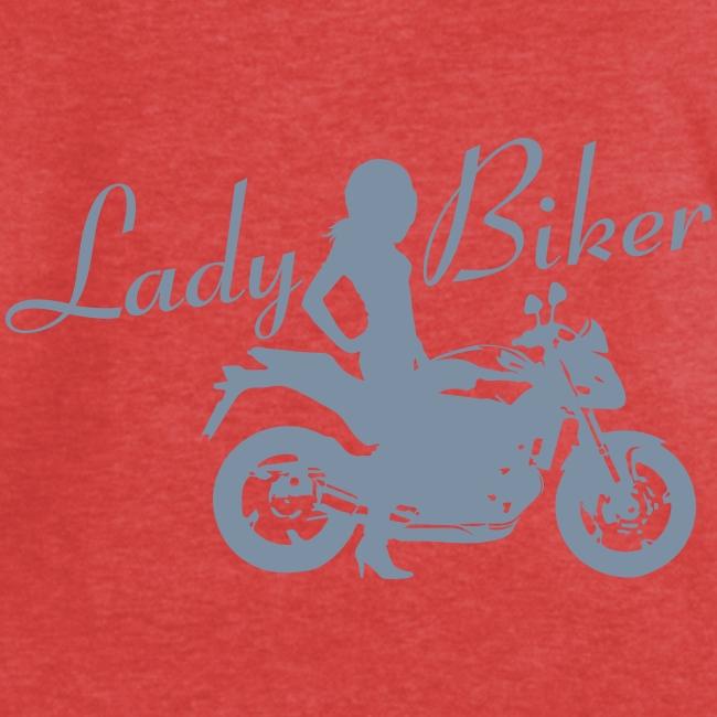 Lady Biker - Naked bike