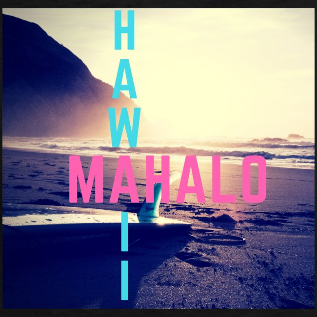 Hawaii Mahalo