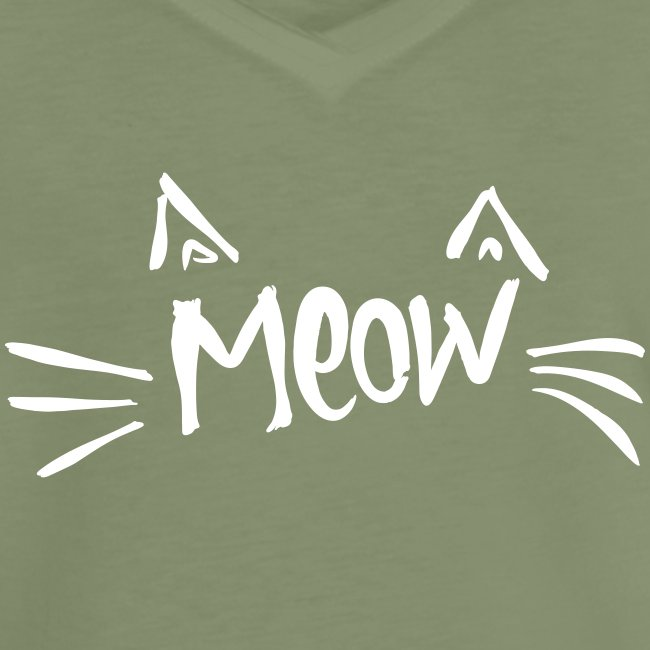 Vorschau: meow2 - Frauen Vintage T-Shirt