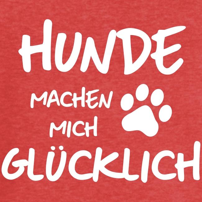 Vorschau: gluck - Frauen Vintage T-Shirt