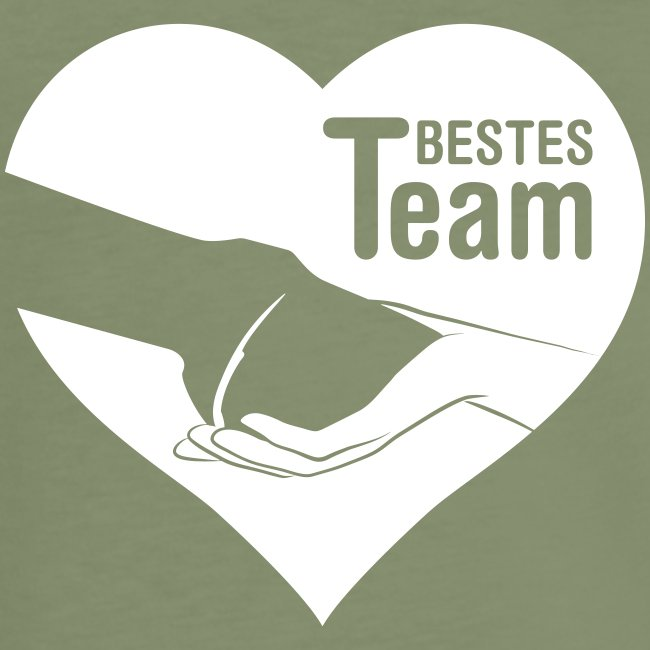 Bestes Team - Frauen Vintage T-Shirt