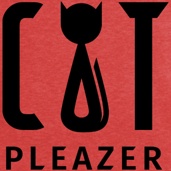 Cat Pleazer Schwarz
